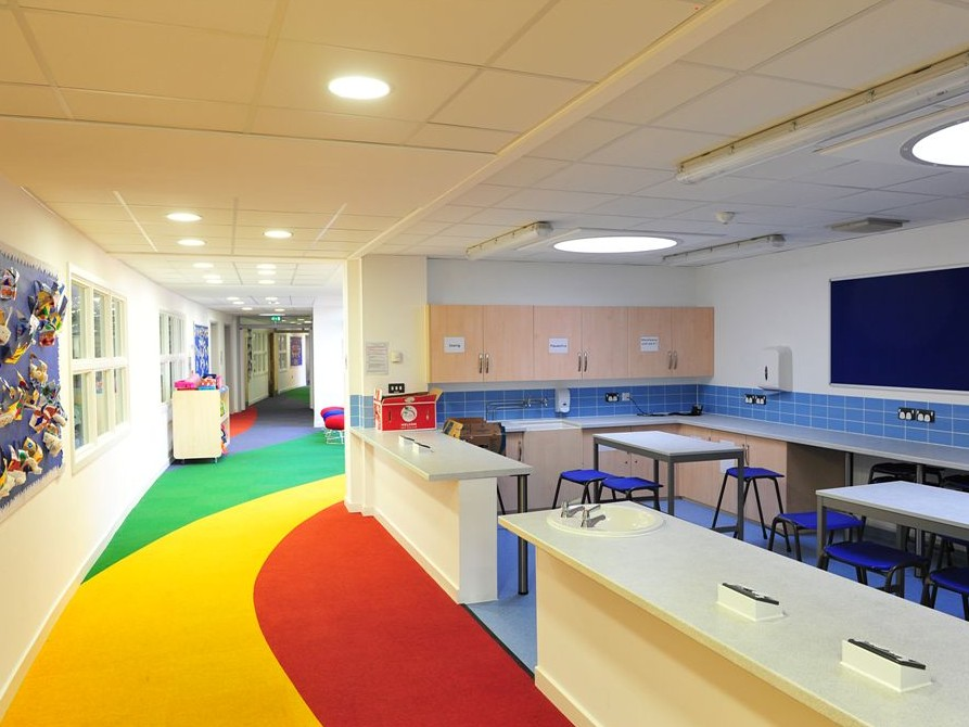 Education & Health Painting Contractors