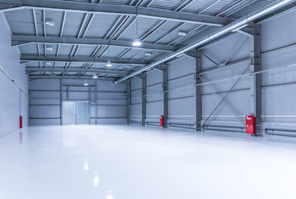 Industrial Painting Contractors Hampshire