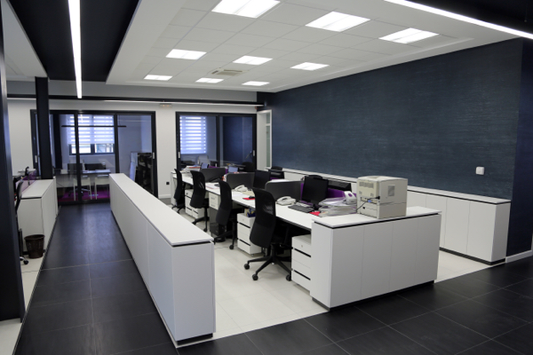 Office Painting Contractors Hampshire